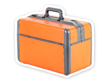 Ideal - a robust hard-shell doctor's case